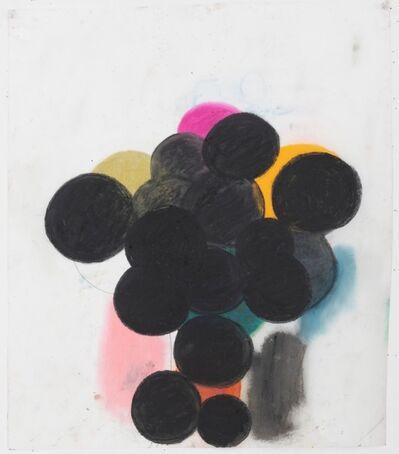 Vicki Sher, 'VFL (Black Bubbles) ', 2019