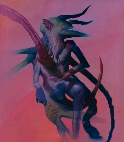 Jorge Dos Diablos, 'The Whisper of Eblis', 2019