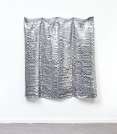 Celeste Wilson, 'Mirrored Weave', 2016