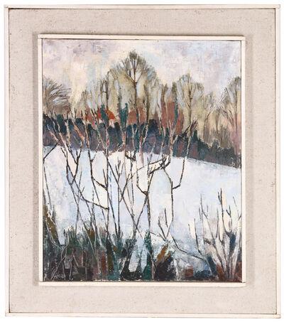 Helen Hale, 'April snow'