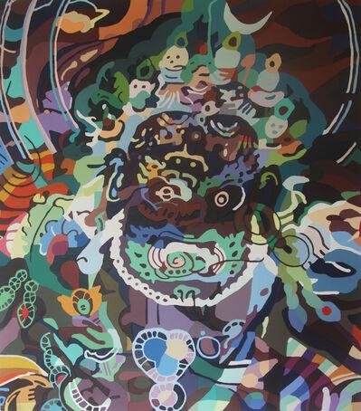 Zheng Guogu, 'Interacting with Zero Dimensions No.1(Washing Over You)', 2015