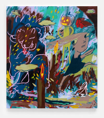 Joshua Nathanson, 'Manifold', 2018