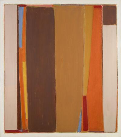 John Opper, 'Brown Dominant', 1968-1970