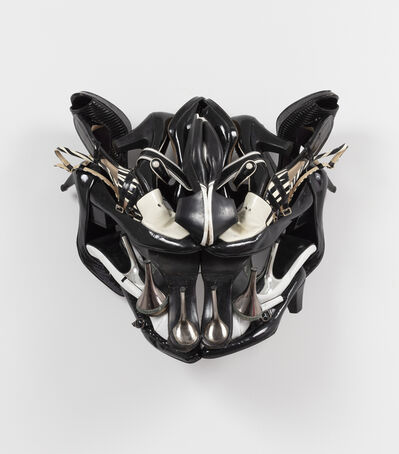 Willie Cole, 'The Smile that Bites (TSTB)', 2018
