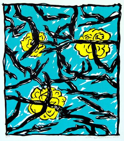 Claire Lieberman, 'Blue Branches', 2005
