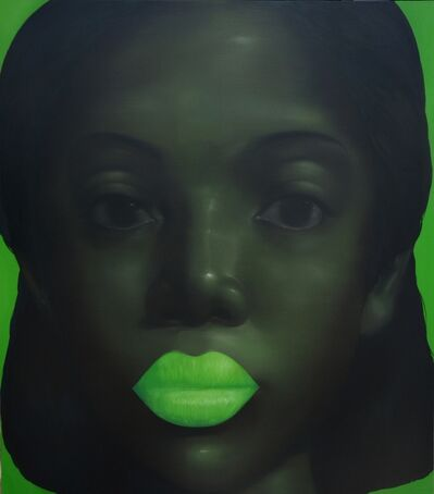 Attasit Pokpong, 'Green girl', 2014
