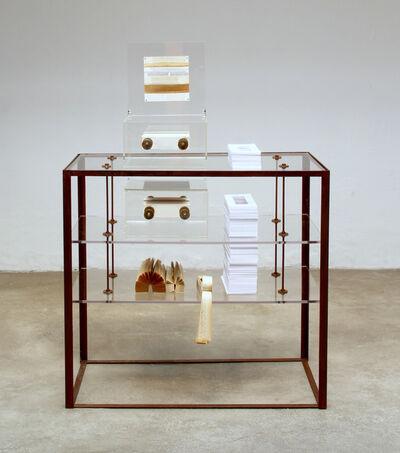Edith Derdyk, 'A mesa', 2014