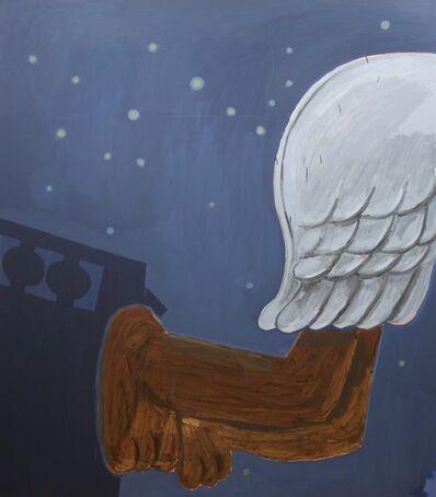 Enrico Riley, 'Untitled: Midnight, Our Dreams Move Forward', 2018