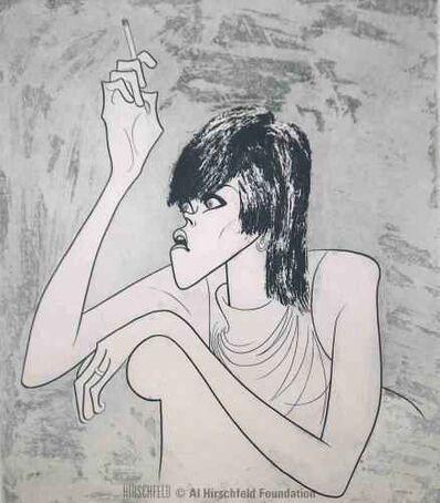 Al Hirschfeld, 'Jane Fonda', 1970-1975