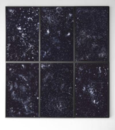 Ugo Rondinone, 'Stars portfolio of 6 lithographs', 2009