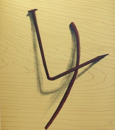 Man Ray, 'Lithographie sur vélin d'Arches', 1973