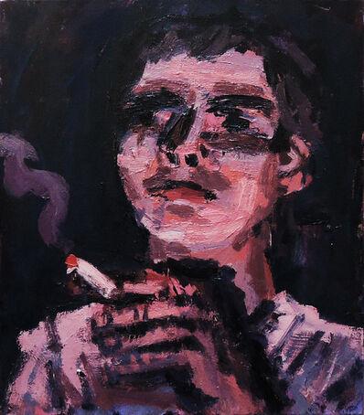 Todd Bienvenu, 'I miss Cigarettes', 2017