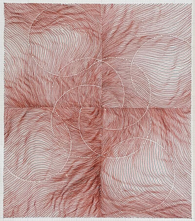 Linn Meyers, 'Untitled', 2008