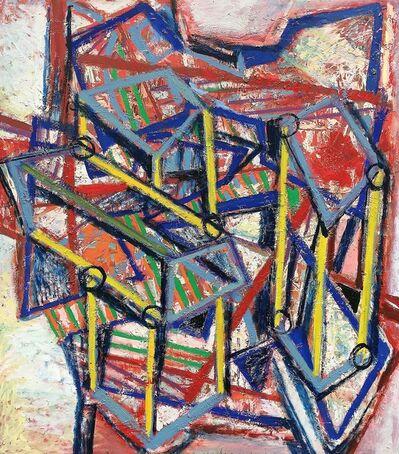 Ben Wilson, 'Untitled (Stuart Davis Boogie Woogie)', ca. c. 1980-1990