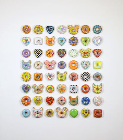 Jae Yong Kim, 'Donut Madness', 2010-2019