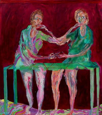 Andrew Litten, 'Ventriloquist', 2021