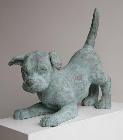 Babette Degraeve, 'Doorhangende pup (Sagging puppy)', 2019