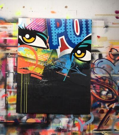 Sen2 (Sandro Figueroa), 'Untitled', 2017