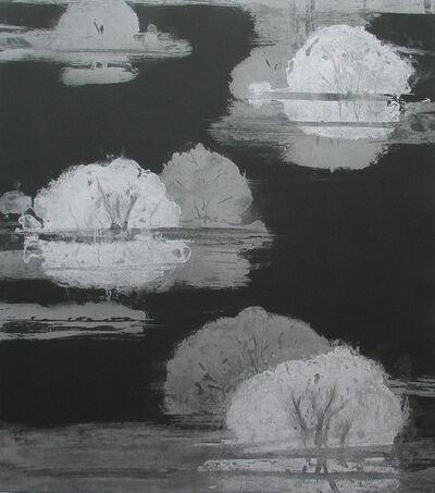 Michael Mazur, 'Gail's Island III', 2008