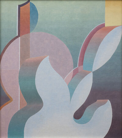 Stuart Walker, 'Composition #112', 1938