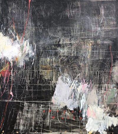 Chris Gwaltney, 'Crayon Walls', 2020