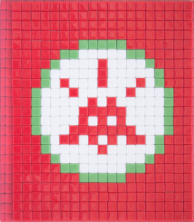 Invader, 'InvaderRoma', ca. 2010