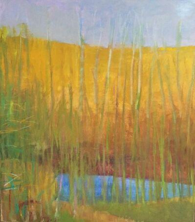 Wolf Kahn, 'Pondside', 2007