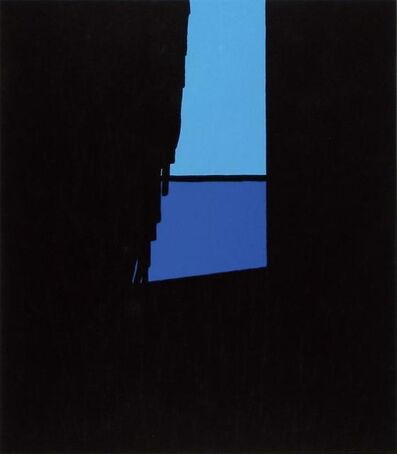 Patrick Caulfield, 'And, with my eyes bolting toward the Unconscious', 1973