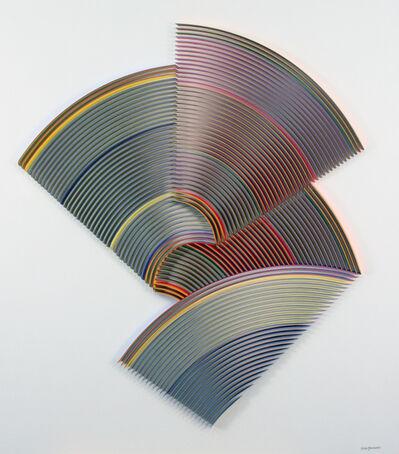 Peter Monaghan, 'Fold 11', 2020