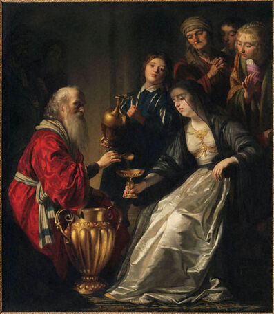 Gerrit van Honthorst, 'Artemisia', ca. 1635