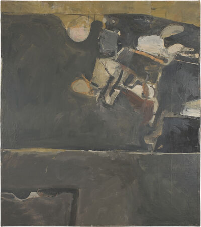 Richard Diebenkorn, 'Berkeley #20', 1954