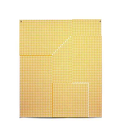 Giulia Ricci, 'ALTERATION/DEVIATION, Orange #5', 2020