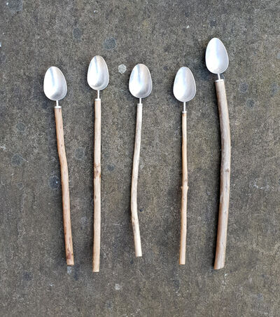 Grant McCaig, 'Small Driftwood Spoons', ca. 2018