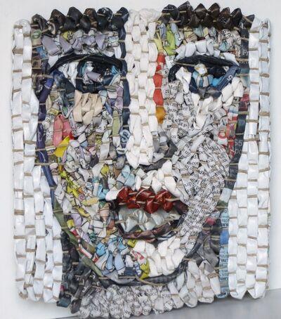 Gugger Petter, 'FEMALE HEAD/ MAESTÁ #20', 2015