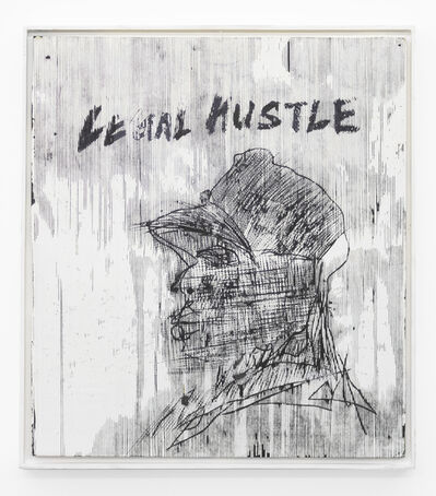 Gareth Nyandoro, 'Legal hustle II', 2019