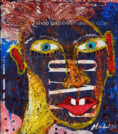 Michel Delgado, 'Between the Gap', 2014