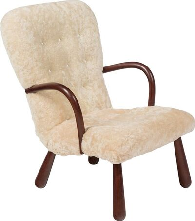 Philip Arctander, 'Lounge Chair', circa 1950