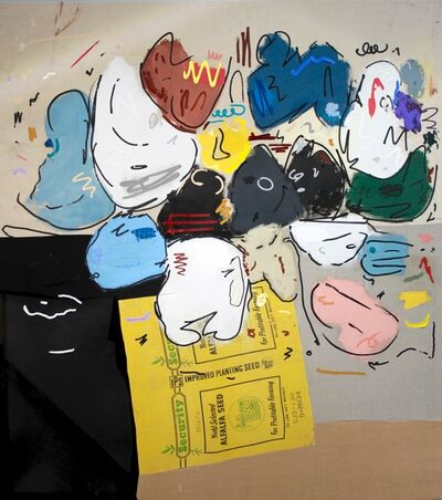 Jonni Cheatwood, 'Gotta Make Room for the Hat, Man', 2017