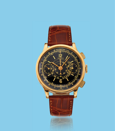 Rolex, 'Yellow gold wristwatch, ref. 2508', ca. 1940
