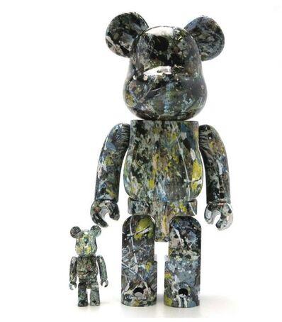Jackson Pollock, 'Studio Version #2 400% & 100% Be@rbricks Set', 2018
