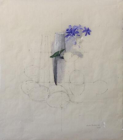 "Alberto Romero, '""Bodegón con celestinas I""', 2017"