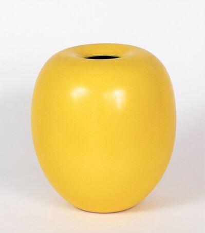 Suzanne Ramie, 'Vase Boule Jaune', ca. 1960