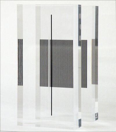 Jesús Rafael Soto, 'Vibración en la masa transparente', 1968