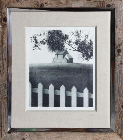 Robert Kipniss, 'Picket Fence', ca. 1980