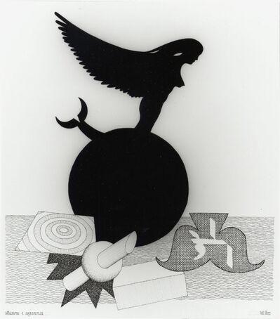 Lucio del Pezzo, 'Illusione e apparenza', 1999-2000
