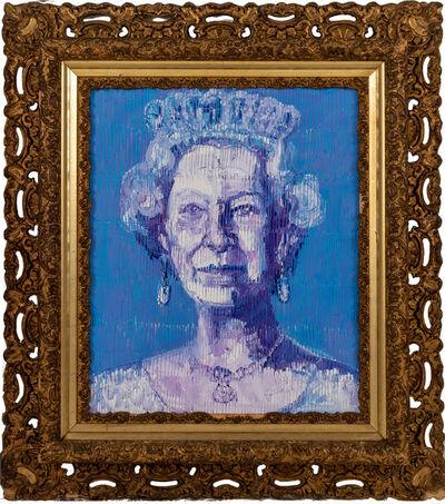 Hunt Slonem, 'Her Majesty', 2020