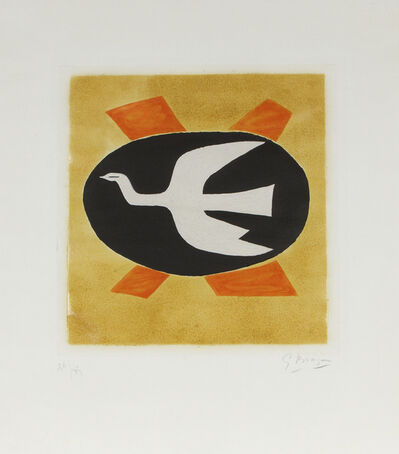 Georges Braque, 'L'Oiseau de Feu (L'Oiseau XIII)', 1958