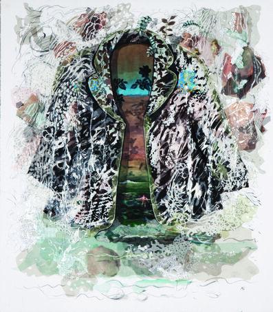 Ali Clift, 'Rain Jacket', 2018