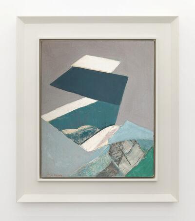 Kenzo Okada, 'Work', 1958
