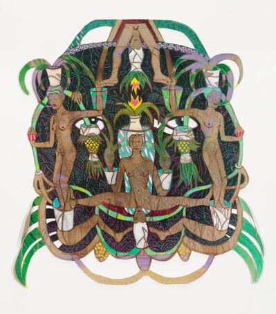 Marlene Steyn, 'Before herbivores had the 33rd eye', 2015